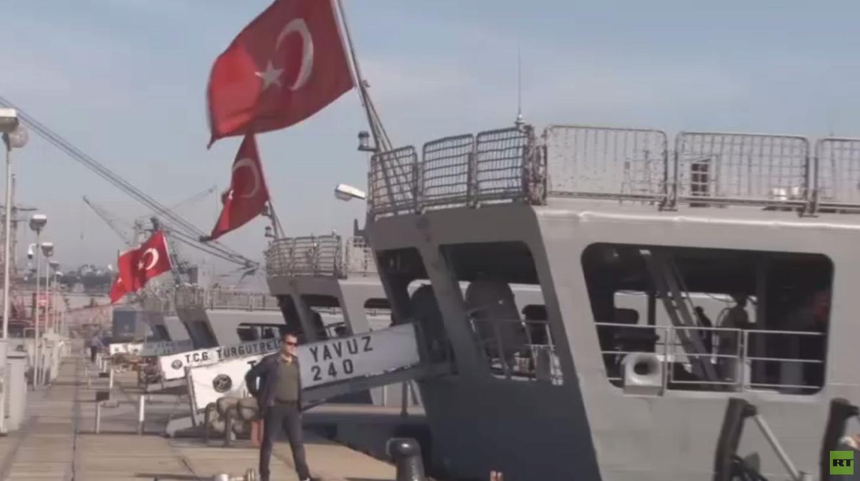 برلمان تركيا يدعو لجلسة طارئة الخميس المقبل