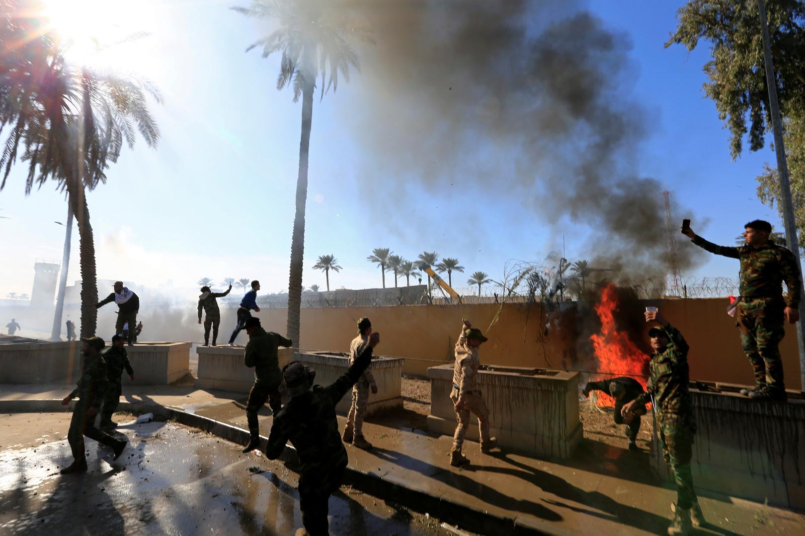 إعلان الحداد في العراق 3 أيام على قتلى القصف الأمريكي