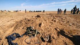 العراق.. اكتشاف مقبرة جماعية لضحايا مجزرة ارتكبها