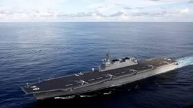 السفارة الإيرانية في طوكيو تعلق على قرار اليابان إرسال قوات عسكرية إلى بحر العرب