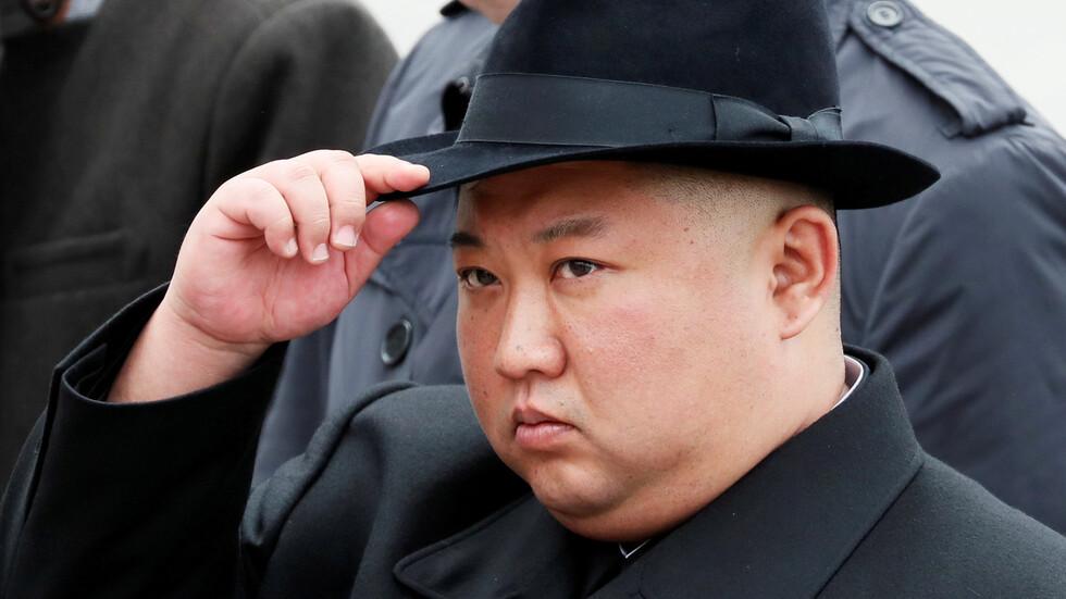 حريق هائل يمتد من كوريا الشمالية إلى كوريا الجنوبية