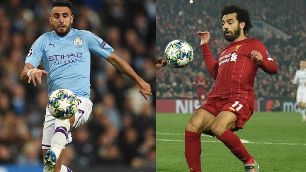 فرانس فوتبول تختار 7 لاعبين عرب في التشكيلة المثالية الإفريقية لعام 2019