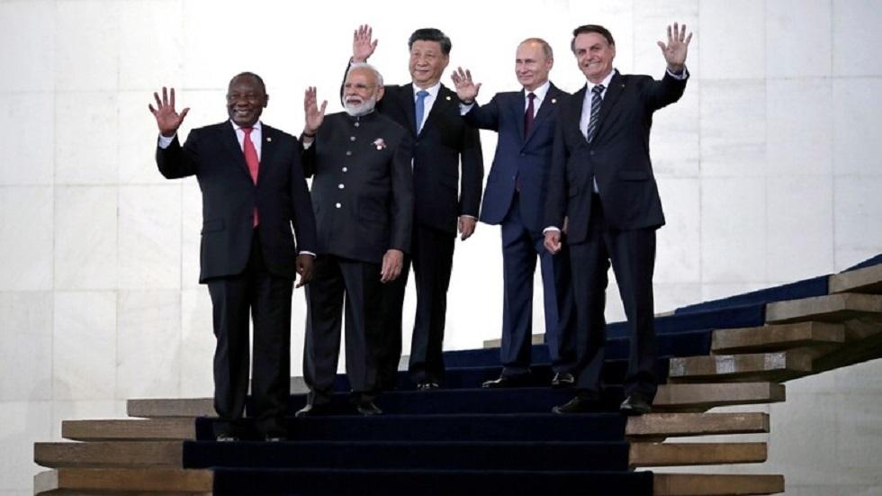 روسيا تتسلم رئاسة  مجموعة
