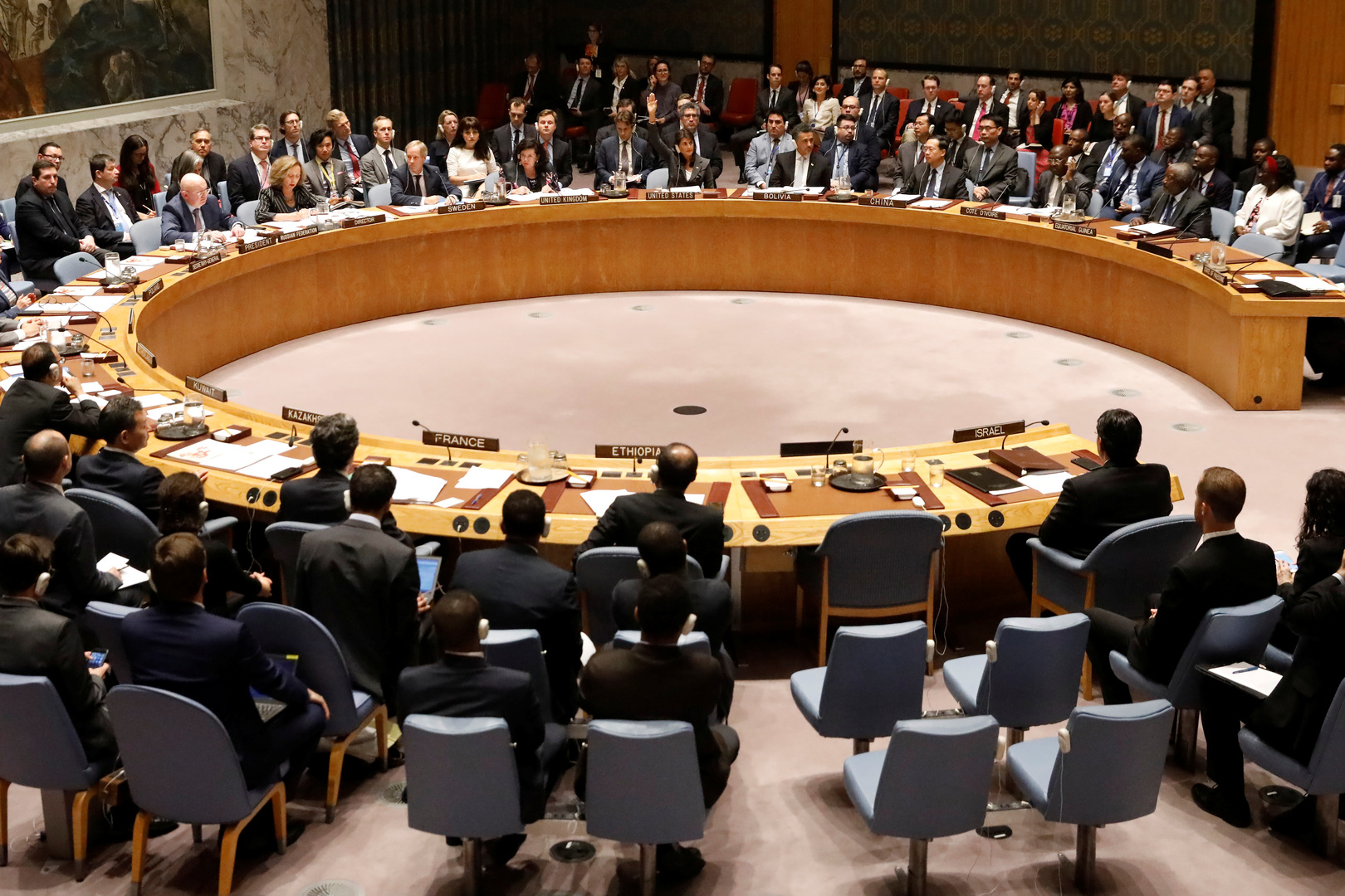 تونس تستعد لتسلم مقعدها في مجلس الأمن ممثلة للعرب
