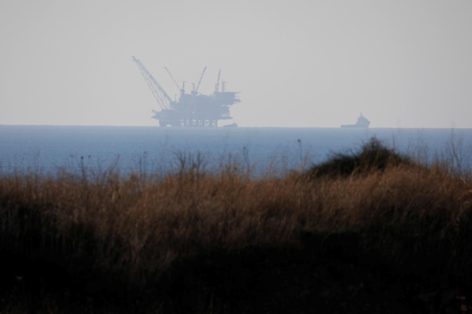 إسرائيل تبدأ بضخ الغاز من حقل ليفياثان إلى الأردن