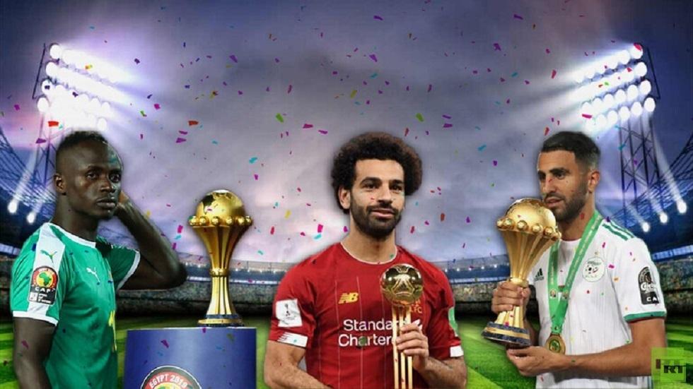 نتائج استفتاء RT على أفضل لاعب إفريقي لعام 2019