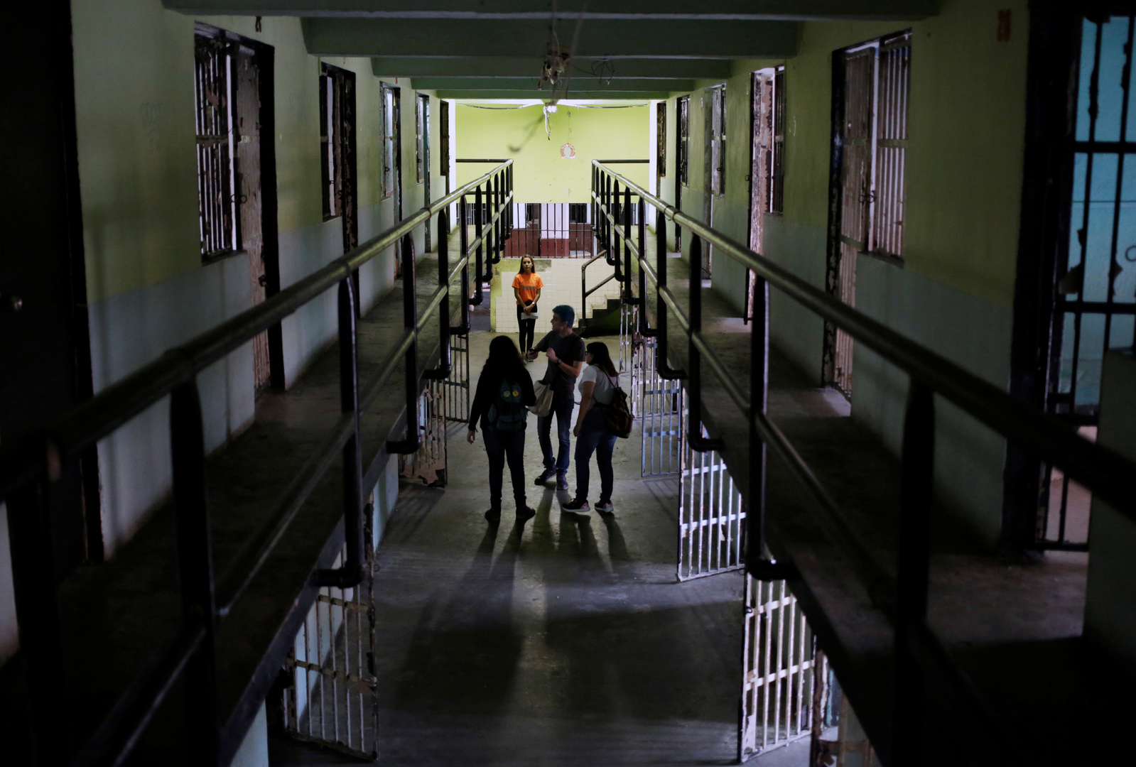 16 قتيلا جراء اشتباكات داخل سجن مكسيكي