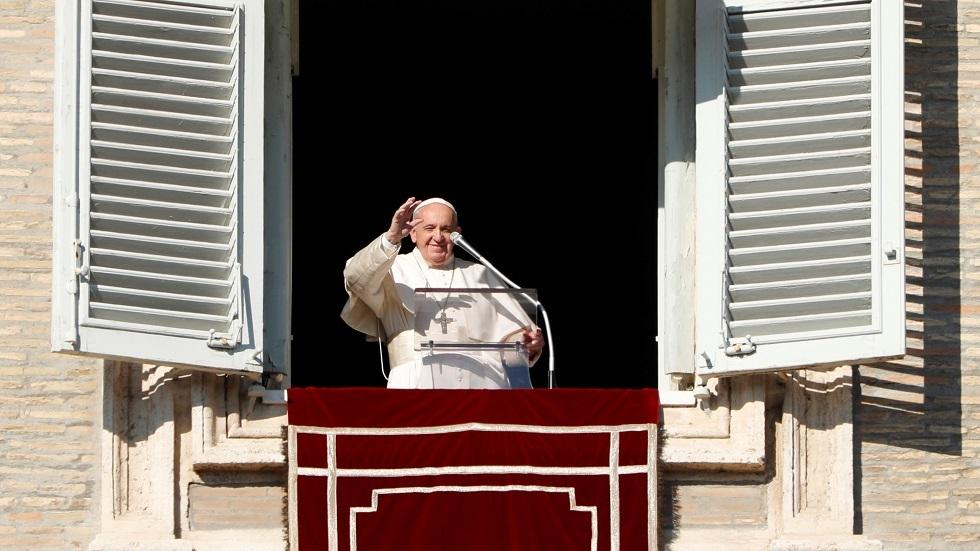 في رسالة العام الجديد.. البابا فرنسيس يندد بالعنف ضد المرأة ويعتبره انتهاكا لحرمات الرب