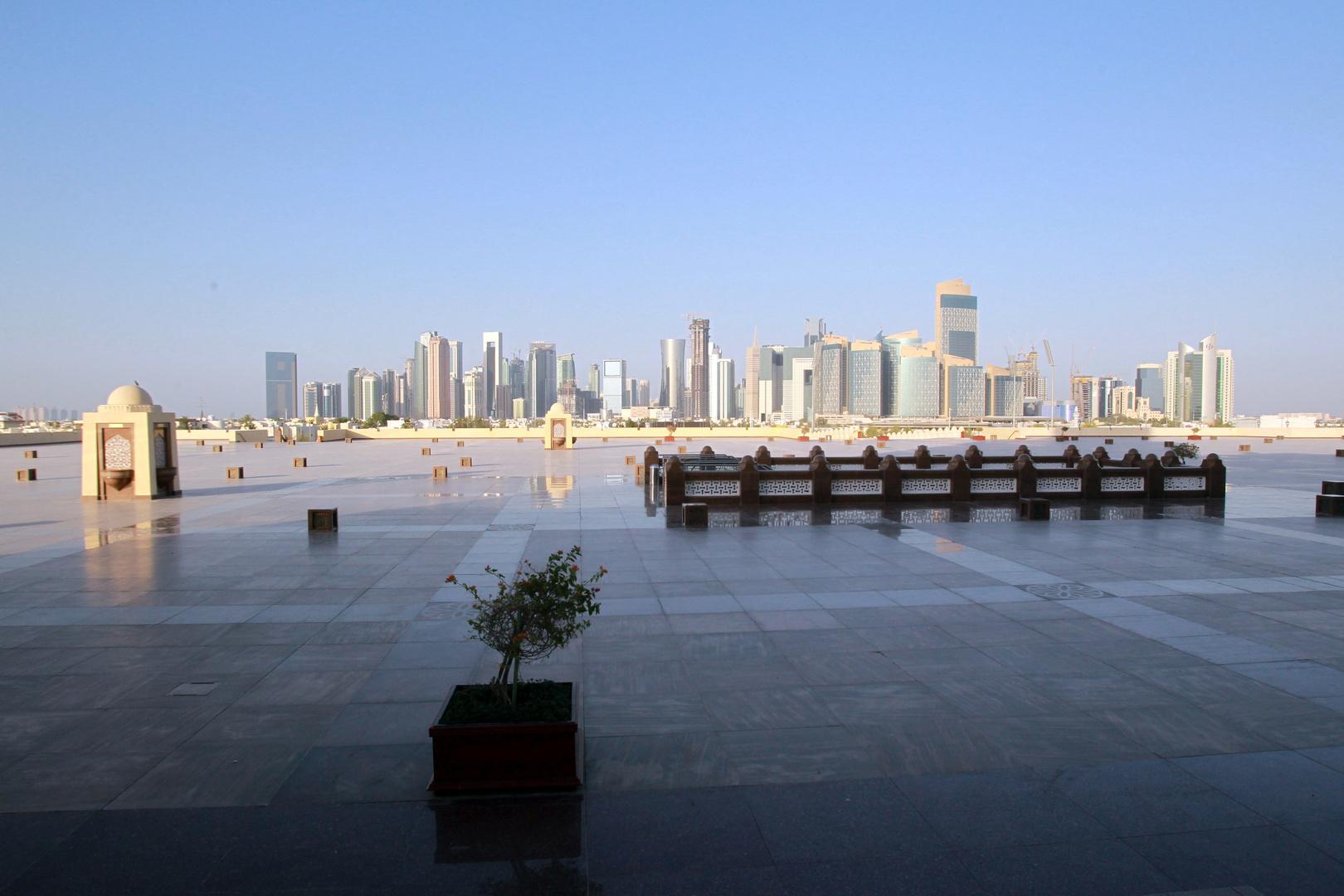قطر تصدر بيانا بشأن اقتحام السفارة الأمريكية في بغداد
