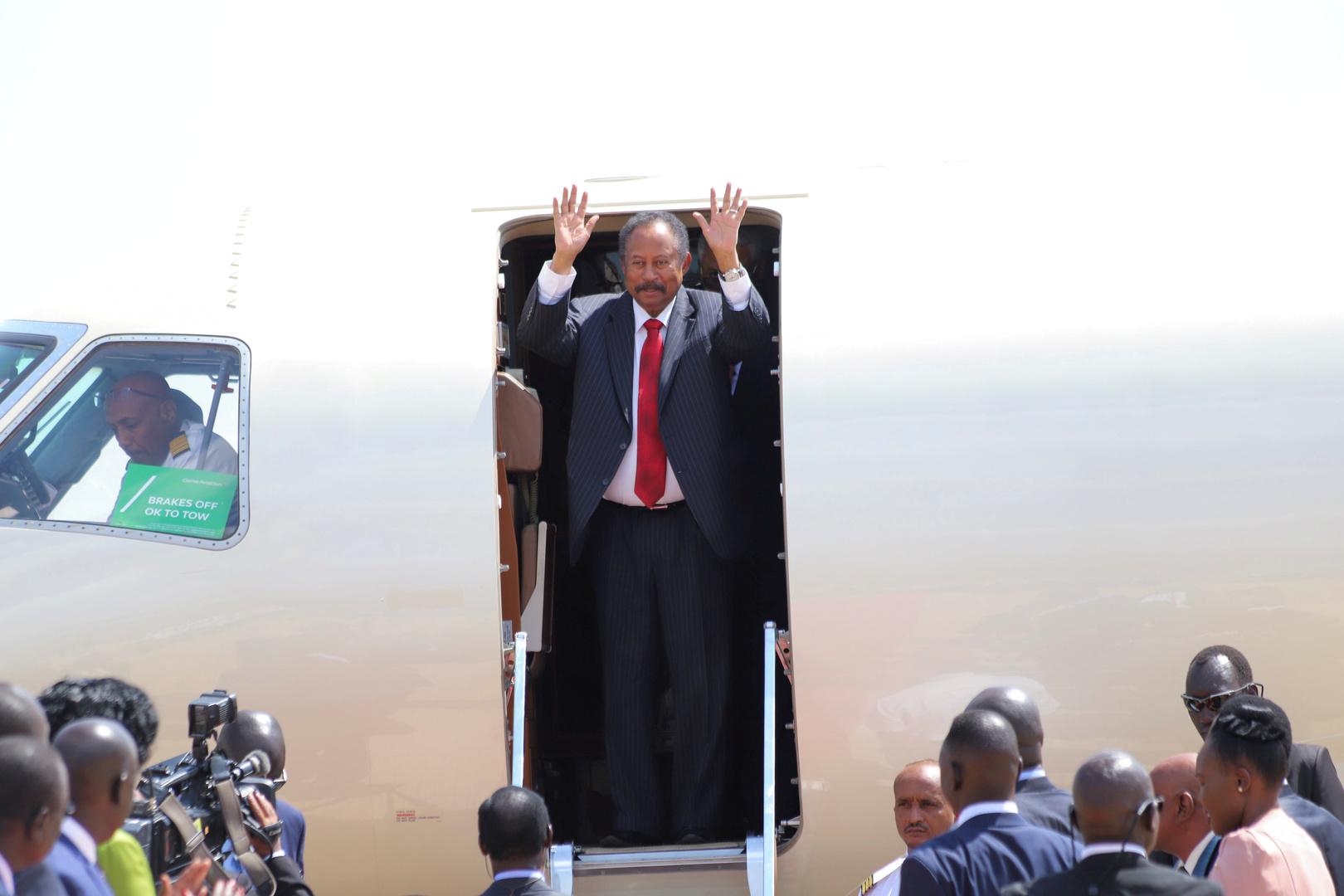 السودان.. حمدوك ودقلو في غربدارفور بعد أعمال عنف دموية