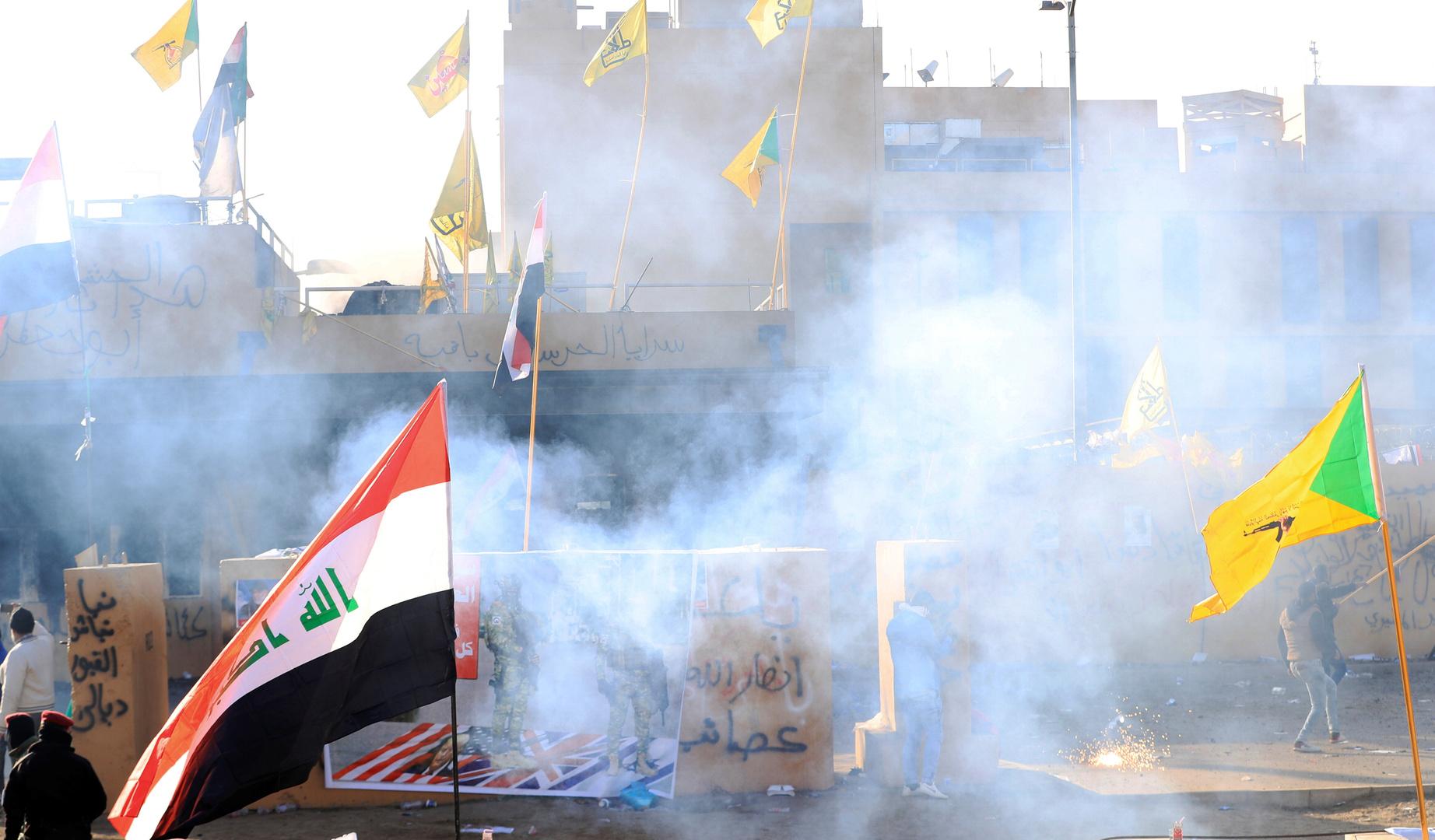 مسؤول عراقي: سفارات تفكر في نقل نشاطاتها من بغداد إلى أربيل