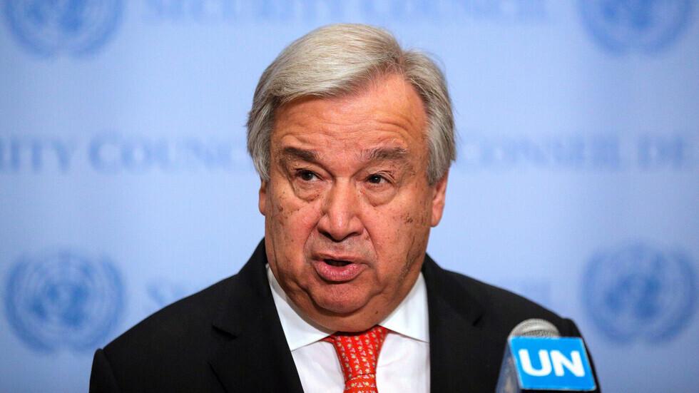 غوتيريش يعرب عن قلق عميق من إعلان كوريا الشمالية نيتها استئناف التجارب النووية