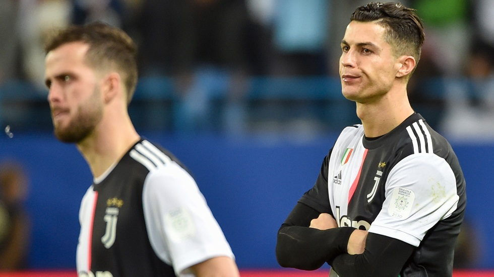رونالدو يحسم موقفه من الاستمرار مع يوفنتوس