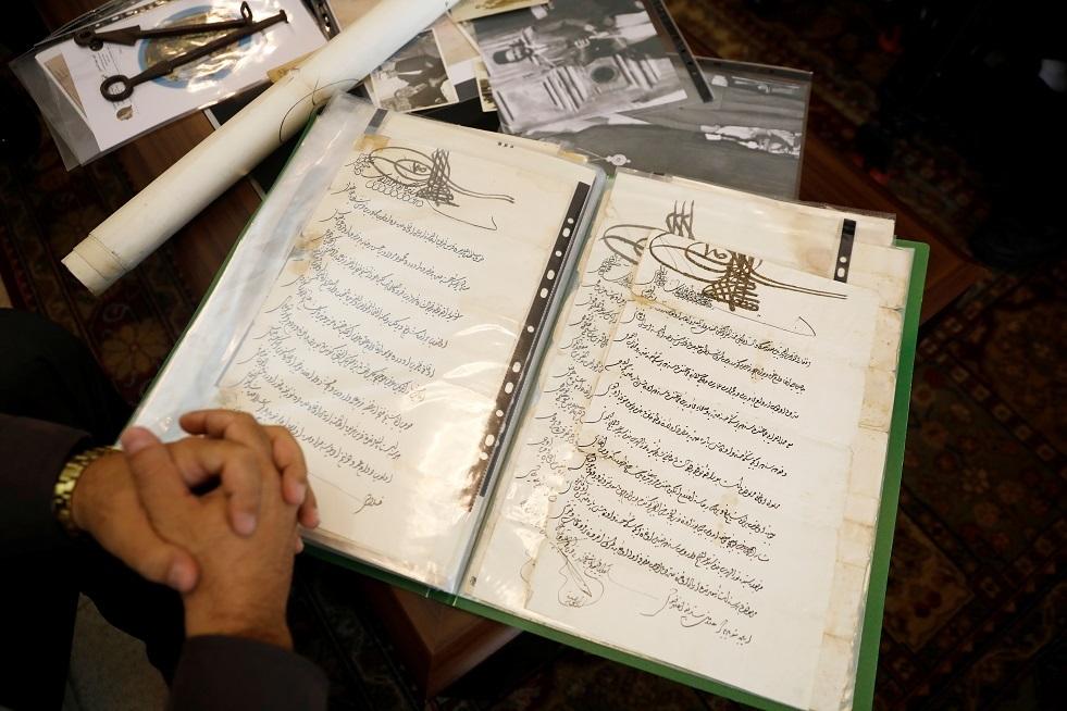صحيفة عبرية: تركيا سلمت السلطة الفلسطينية الأرشيف العثماني لتفنيد أكاذيب إسرائيل بامتلاكها للأراضي