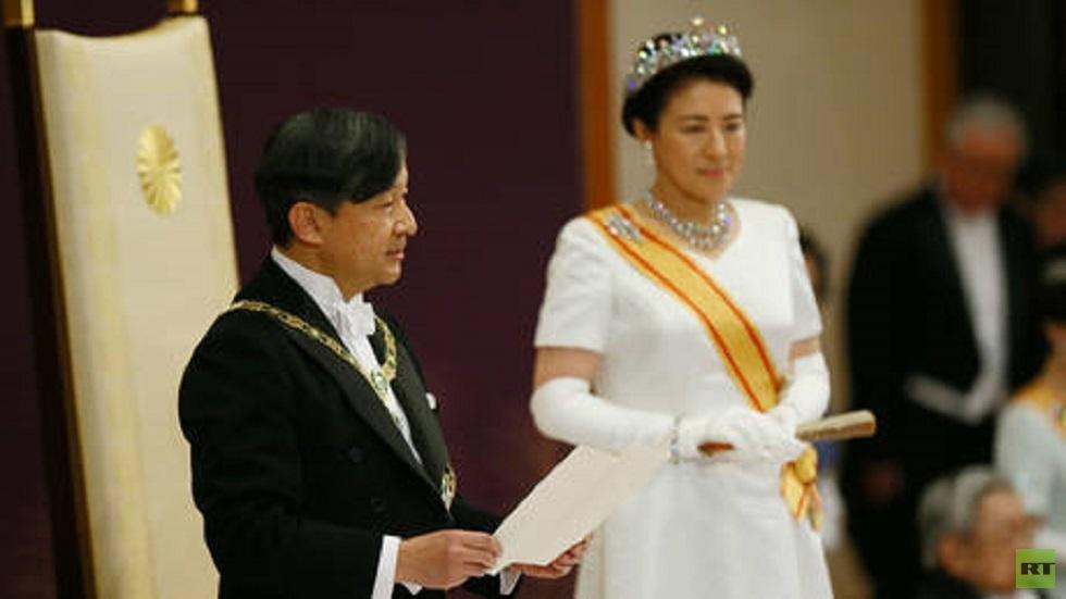 ماذا تمنى إمبراطور اليابان لشعبه في العام الجديد؟!