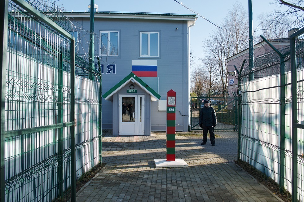 إستونيا تطالب مجددا بأراض روسية