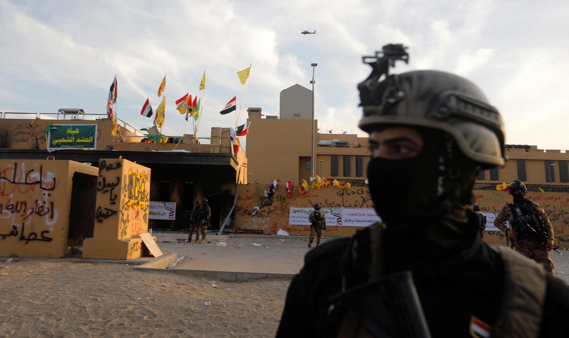 ائتلاف المالكي: الولايات المتحدة تسعى لإعادة العراق للبند السابع