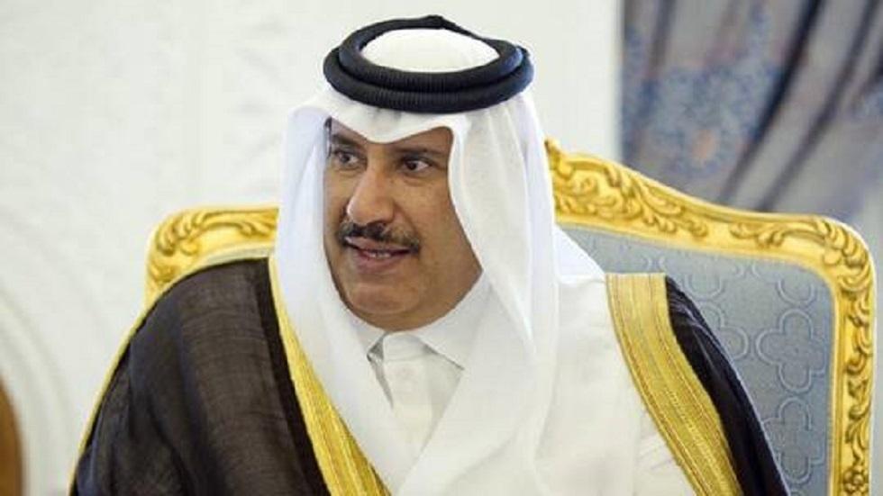 ماذا تمنى حمد بن جاسم للعلاقات بين القادة العرب في العام الجديد؟