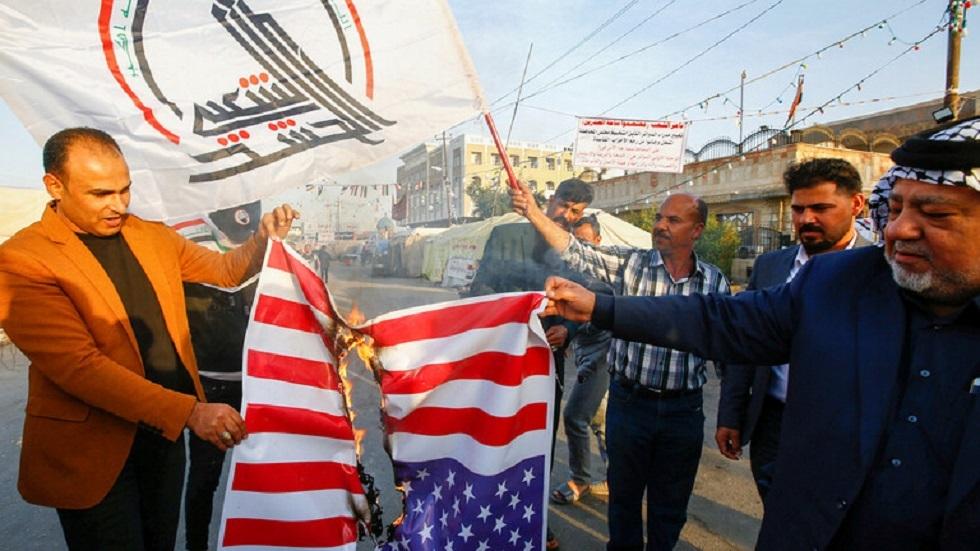 واشنطن: لن نقف متفرجين على إجراءات إيران التي تعرض حياة الأمريكيين للخطر