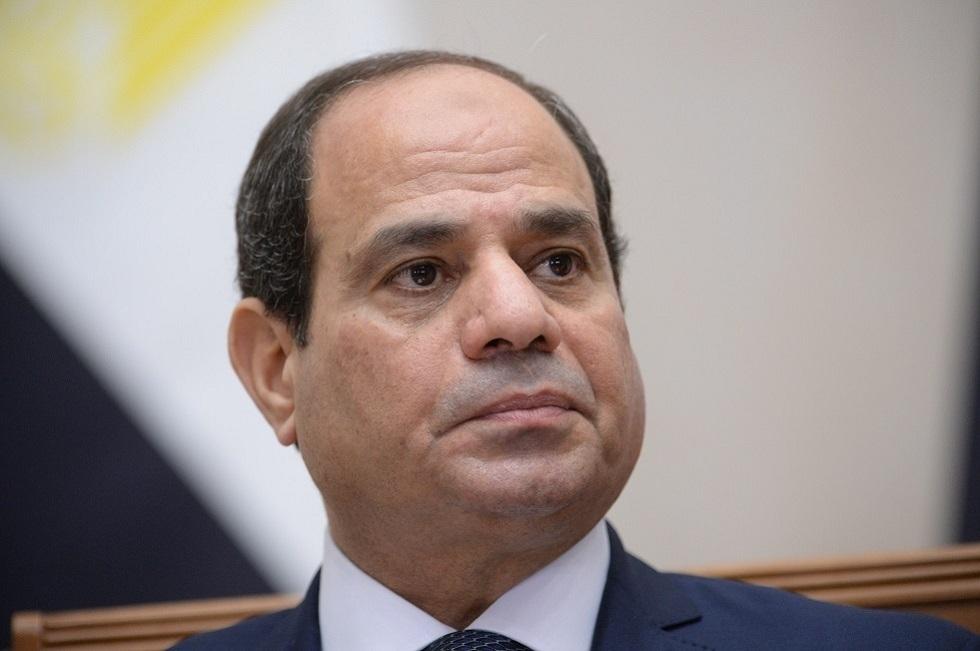 السيسي يبحث التطورات في ليبيا وتأمين الحدود وملف سد النهضة
