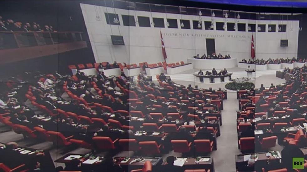 بدء جلسة طارئة للبرلمان التركي بشأن ليبيا