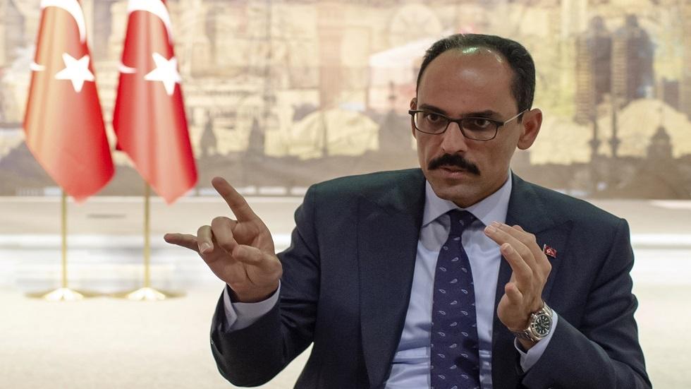 أنقرة: تركيا لم تفقد قوتها ميدانيا