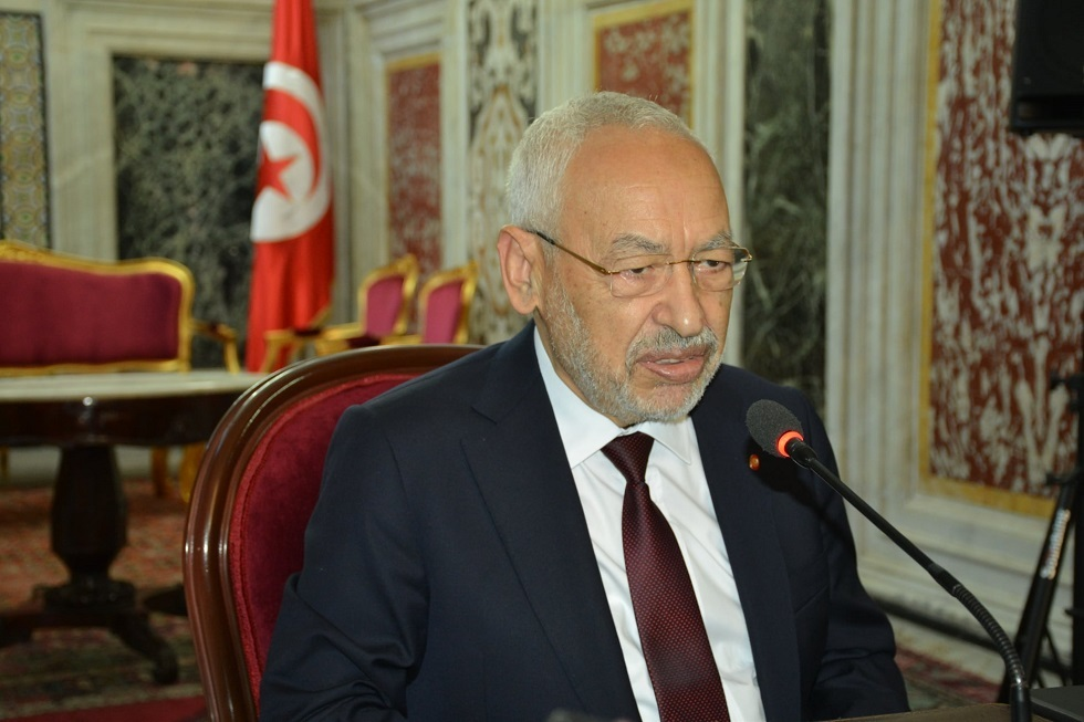 رئيس مجلس نواب الشعب راشد الغنوشي