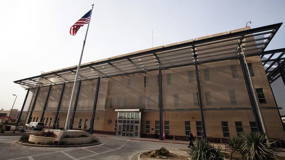 مصادر إعلامية تكشف أسرار السفارة الأمريكية المحصنة في بغداد