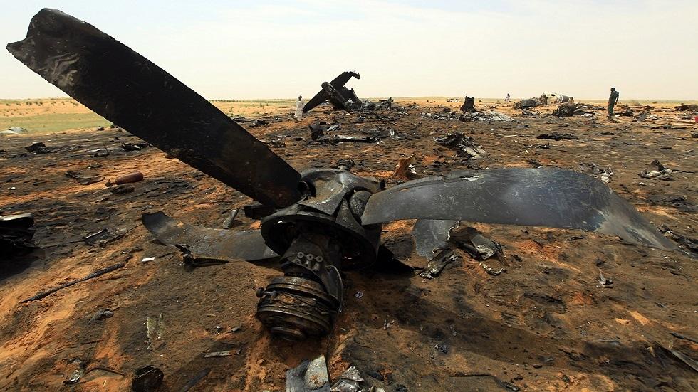الجيش السوداني: مقتل 18 بينهم عسكريون وقضاة وأطفال إثر تحطم طائرة عسكرية