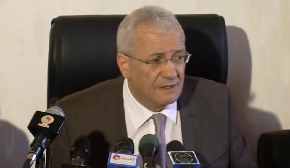 الإعلان عن تشكيلة الحكومة الجزائرية