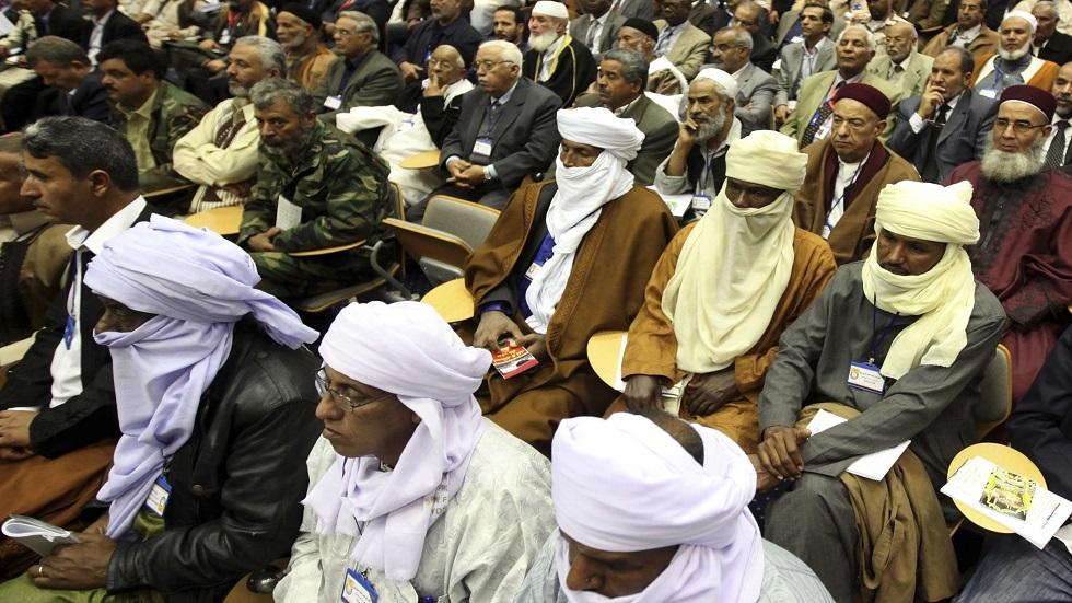قبائل ليبيا تدعو للوقوف بوجه