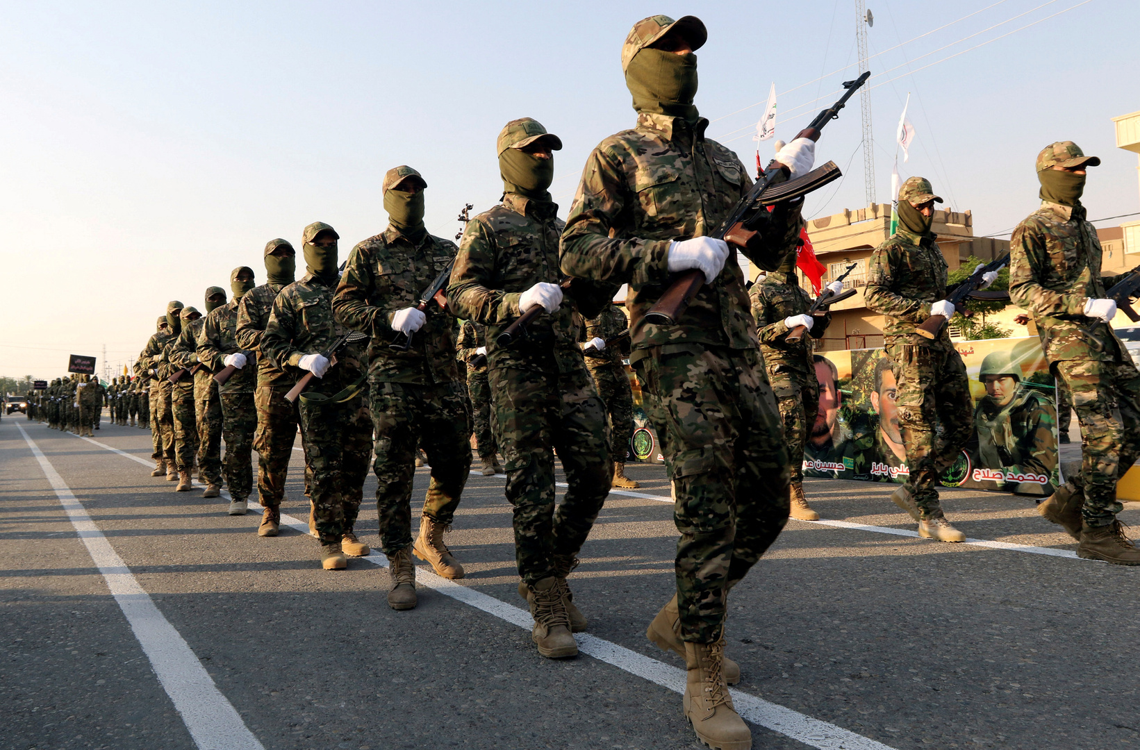 الحرس الثوري الإيراني يؤكد مقتل قاسم سليماني بقصف أمريكي قرب مطار بغداد