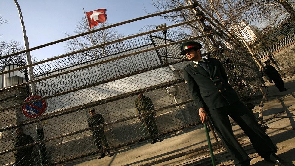الخارجية الايرانية تستدعي السفير السويسري راعي المصالح الأمريكية في طهران وتبلغه احتجاجها الشديد