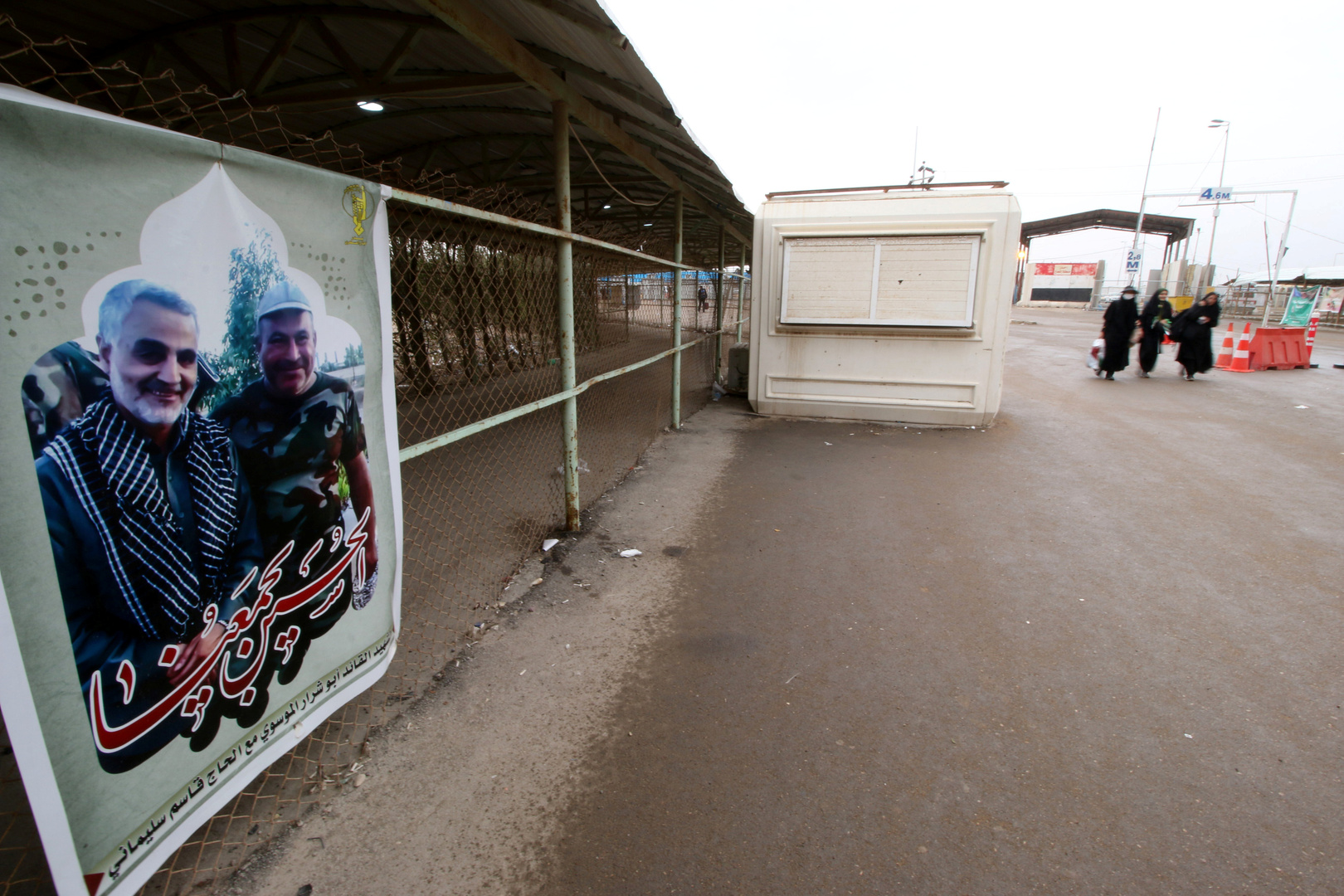 فرنسا بعد اغتيال سليماني: أولويتنا استقرار المنطقة