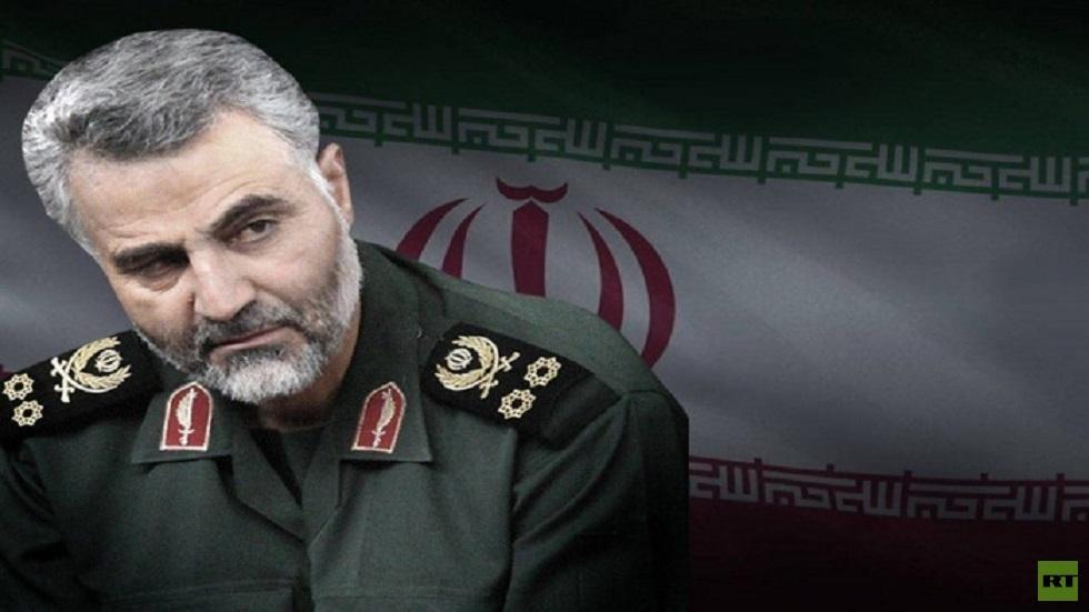 طهران: اغتيال سليماني أكبر خطأ استراتيجي ترتكبه واشنطن في المنطقة