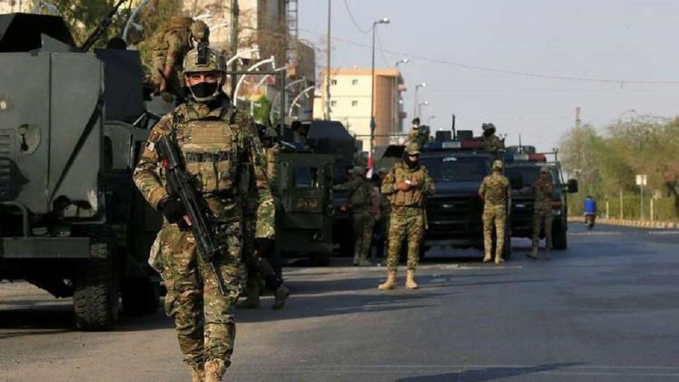 العراق.. قيادة العمليات المشتركة تنفي وجود غارة جوية ضد الحشد الشعبي