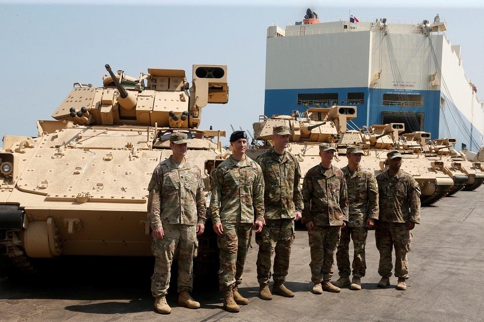 مسؤول في البنتاغون: قوة أمريكية في حالة تأهب للتوجه إلى لبنان