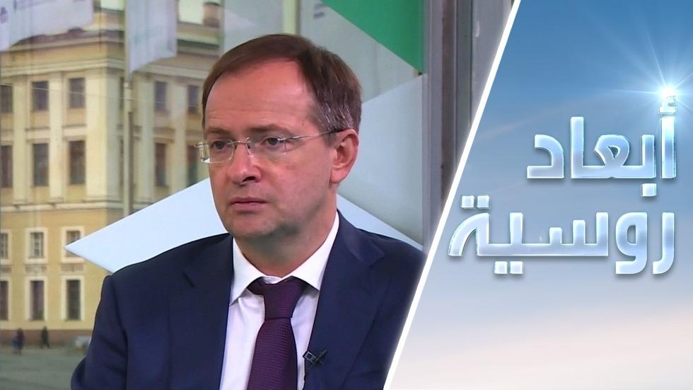 وزير الثقافة الروسي: لا أحد يستطيع الوقوف في وجه