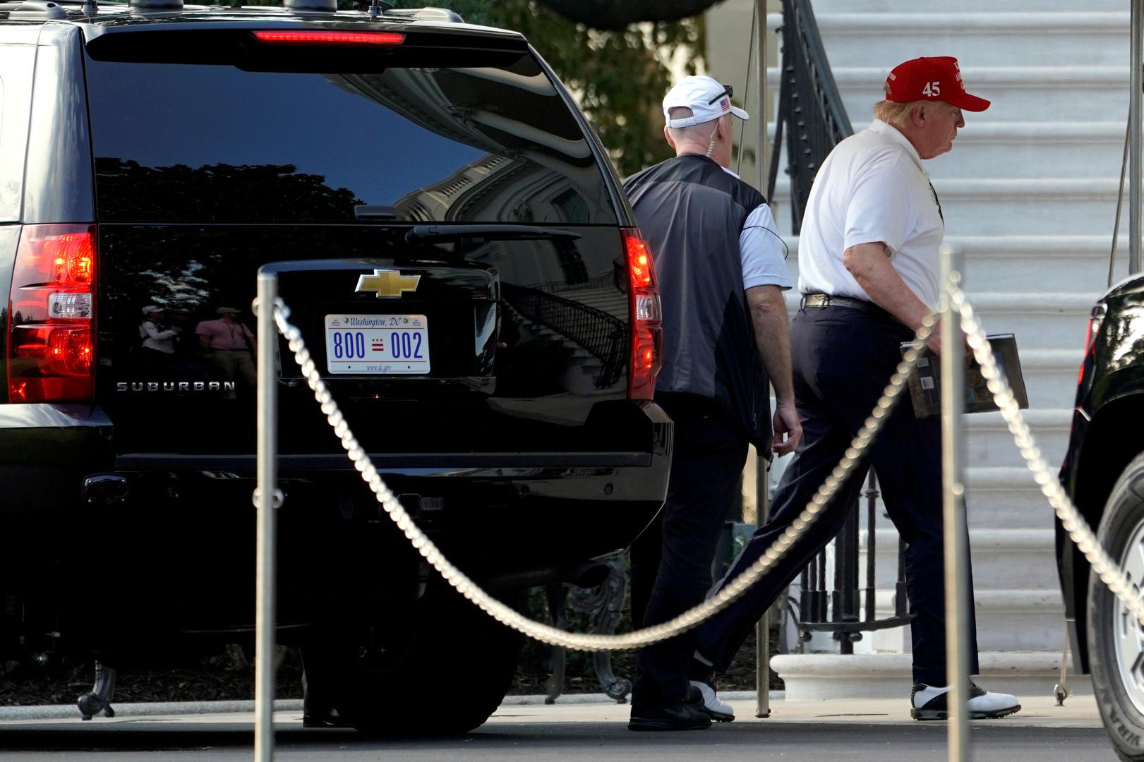 مسؤولون يكشفون تفاصيل تخطيط ترامب في منتجع للغولف لاغتيال سليماني