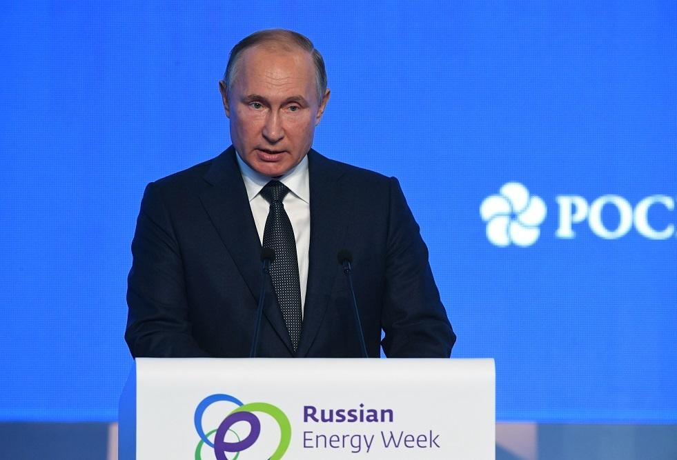 مهمة بوتين الرئيسية عام 2020
