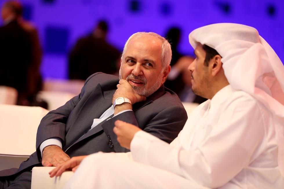 وزيرا خارجية قطر وإيران يحذران من تبعات اغتيال سليماني