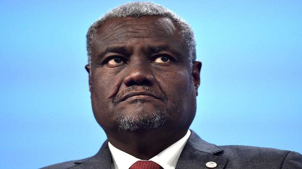 رئيس مفوضية الاتحاد الإفريقي موسى فكي محمد