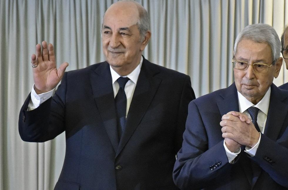بن صالح يطلب إعفاءه من رئاسة مجلس الأمة الجزائري