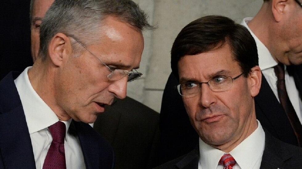 مباحثات بين الناتو والبنتاغون مع التوتر الحاصل في العراق