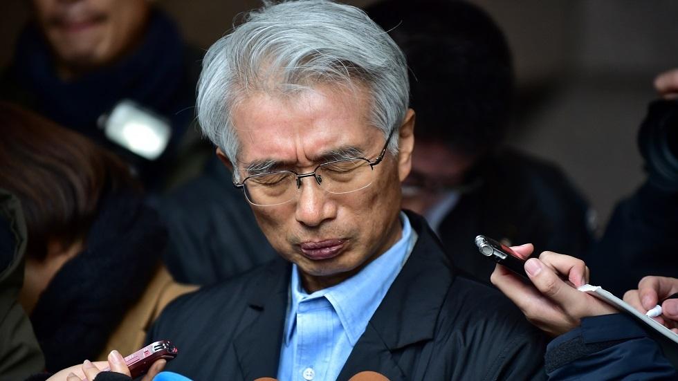المحامي الياباني تاكاشي تاكانو لرجل الأعمال كارلوس غصن