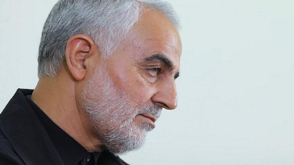 الإعلام الإيراني ينشر وصية سليماني لزوجته