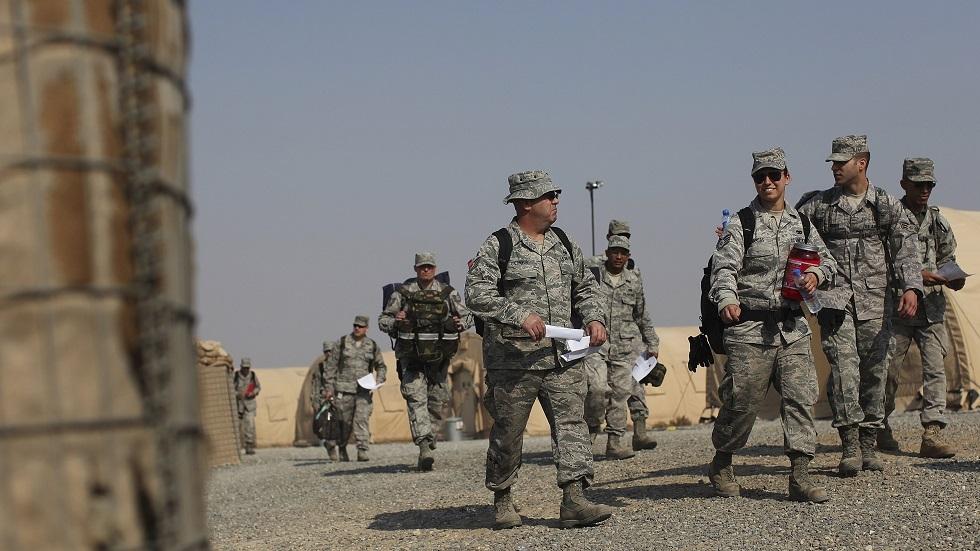 العراق يقيّد نشاط الأمريكيين على أراضيه