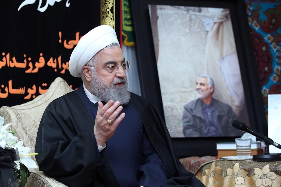 روحاني يتلقى اتصالا هاتفيا من أردوغان