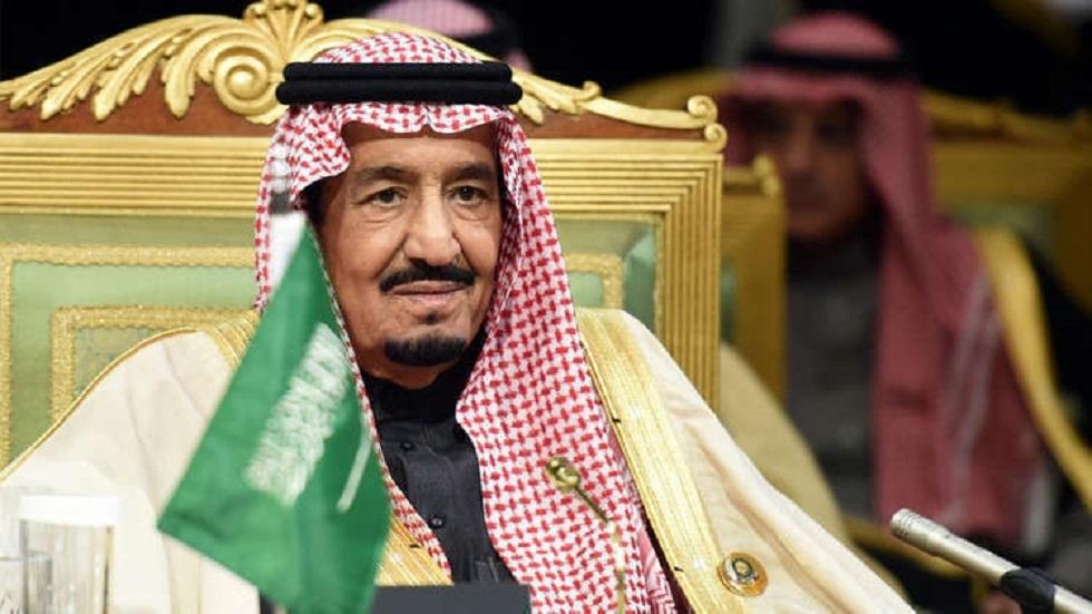 الملك سلمان يهاتف الرئيس العراقي برهم صالح