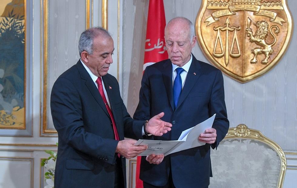 تونس.. التصويت الجمعة على منح الثقة لحكومة الجملي